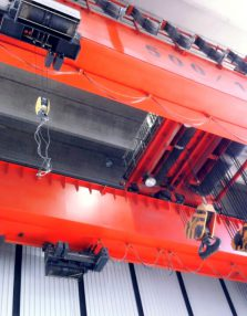 Cầu trục dầm đôi (Hiro Heavy Industry)